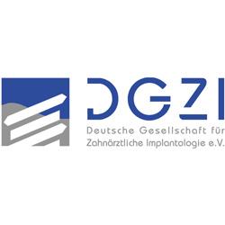 Logo Deutsche Gesellschaft für Zahnärztliche Implantologie